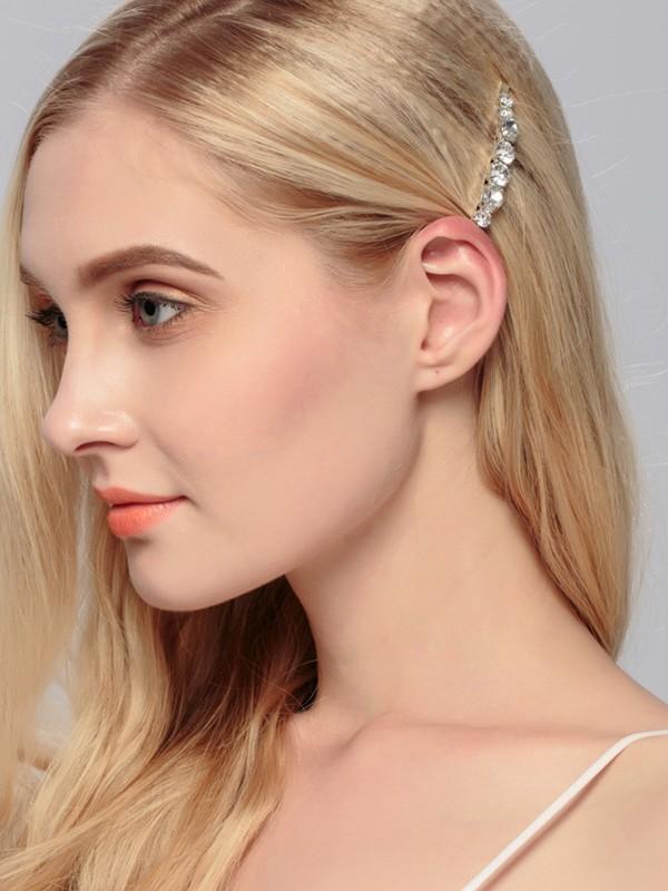 Beautiful Lega Con Strass Hairpins