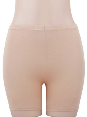 Morbido Women's Modal Elastic Safety Pantaloni/Safety Cortos