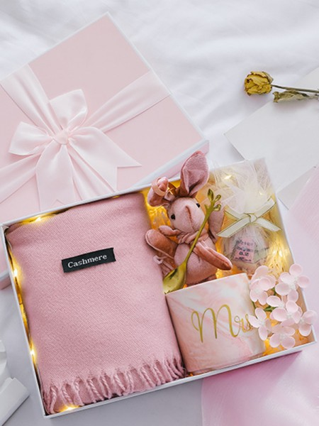 Pretty Wedding Gift Box For Damigella d'onore