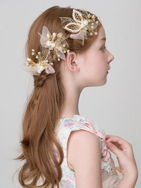 Taglioe Lega Con Imitation Perla Headbands