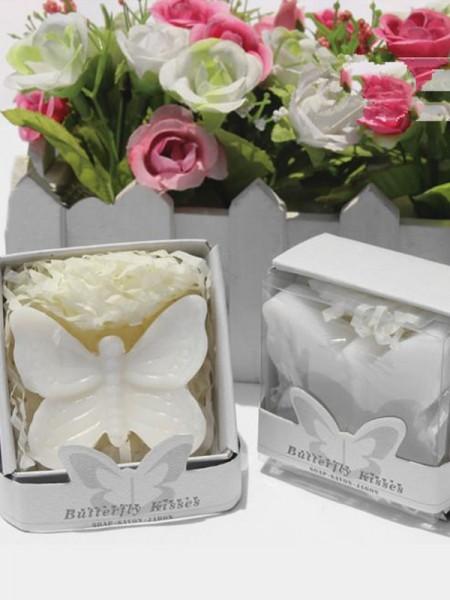 Regali di nozze Beautiful Butterfly Soaps(5 Pezzi)