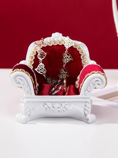Regali di nozze Charming Synthetic Resina Gioielli Racks
