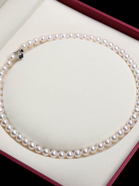 Elegante Pearl Ladies's Collane