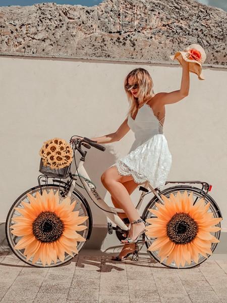 A-Line/Princess Spaghetti Straps Sleeveless Lace Short/Mini Homecoming Dresses