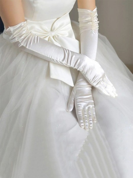 Semplice Cloth Sposa Guanti