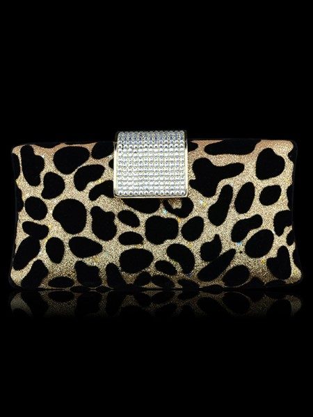 Leopard Print Evening/Cocktail Borse
