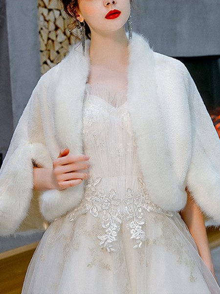 Elegante Polyester Wedding avvolgeres