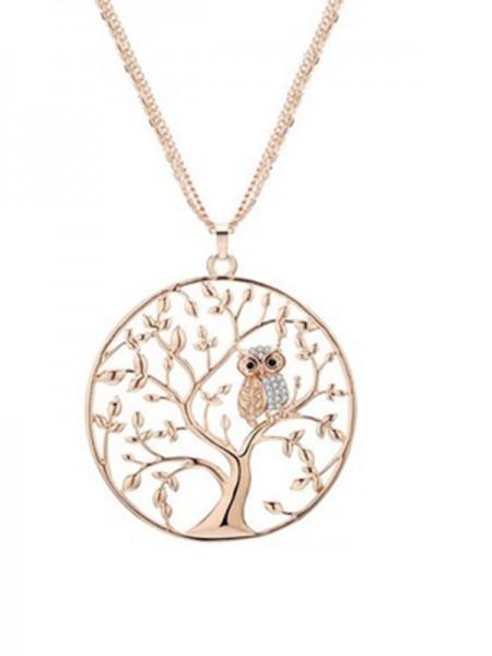 Beautiful Lega Women's Collane With Tree
