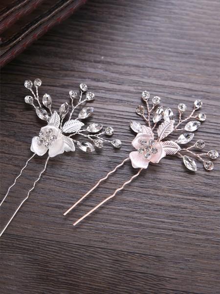 Very Elegant Flowers Lega Copricapo