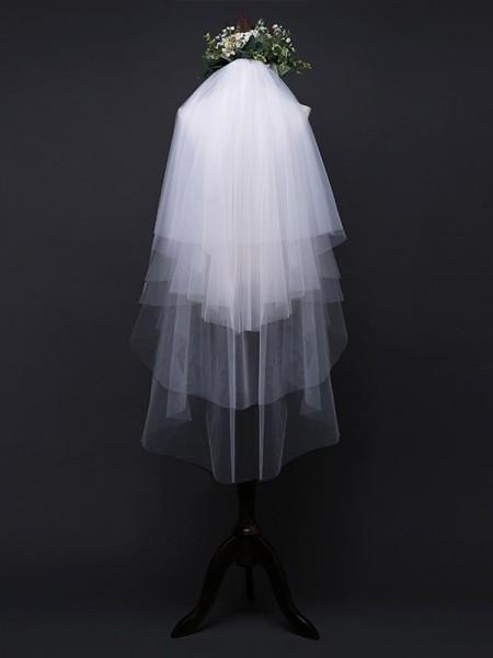 Unique Tulle Wedding Veils