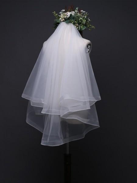 Fancy Tulle Wedding Veils