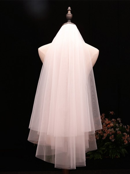 Unico 2 Layer Tyll Wedding Veils