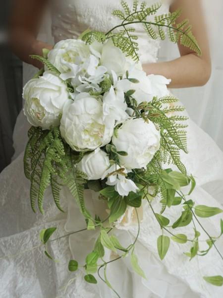 Pure Cascata Silk Flower nuzialemazzi