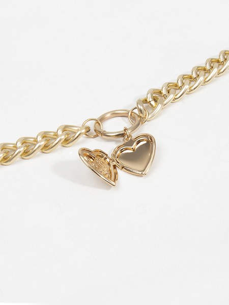 Fashion Lega With Heart Hot Sale Collane