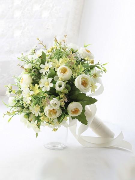 Cute Free-Form Silk Flower nuzialemazzi