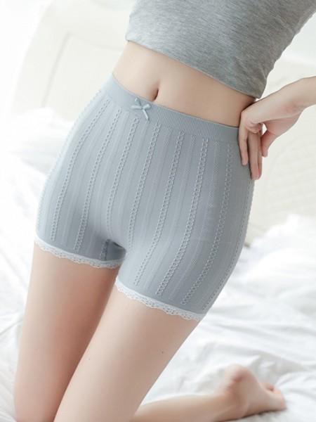 Hot Sale Women's Nylon Seamless Elastic Safety Pantaloni/Safety Cortos